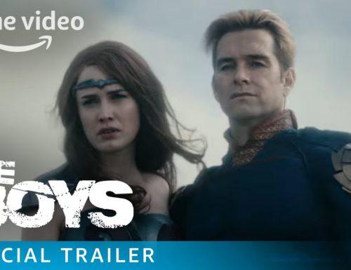 The Boys – Promo finale della serie in arrivo su Amazon Prime