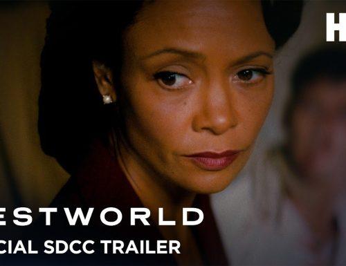 Westworld 3 – Promo ufficiale dal Comic-Con 2019