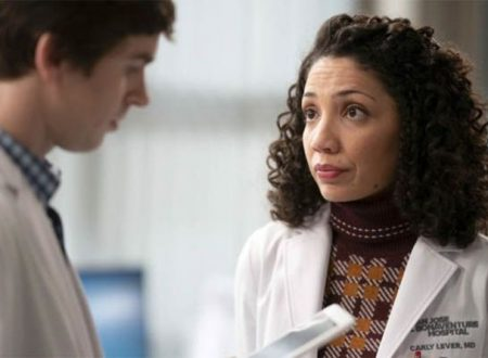 The Good Doctor 3 – Jasika Nicole promossa a regular
