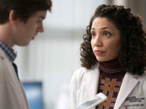 The Good Doctor 3 – Jasika Nicole promossa a regular