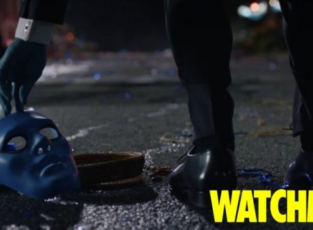 Watchmen – Trailer dal Comic-Con 2019