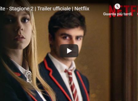 Elite – Ecco il trailer ufficiale della seconda stagione