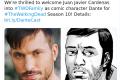 The Walking Dead 10 - Juan Javier Cardenas sarà Dante nella decima stagione