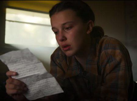 Stranger Things 3 | La lettera di Hopper a Eleven | Netflix