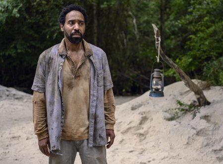 The Walking Dead 10 – Ecco il nuovo personaggio Virgil