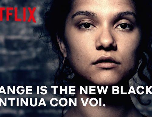 Orange Is the New Black | La sigla con i volti delle fan | Netflix