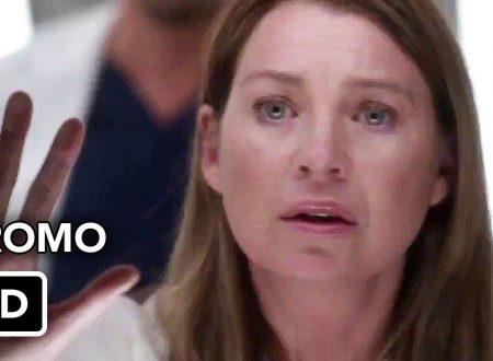 Grey's Anatomy 16 – Ecco il primo teaser promo