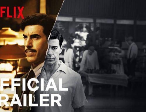The Spy – Trailer ufficiale della serie Netflix