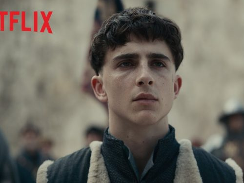 Il Re – Trailer ufficiale del film Netflix con Timothée Chalamet