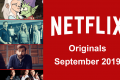 Le novità di Netflix a settembre