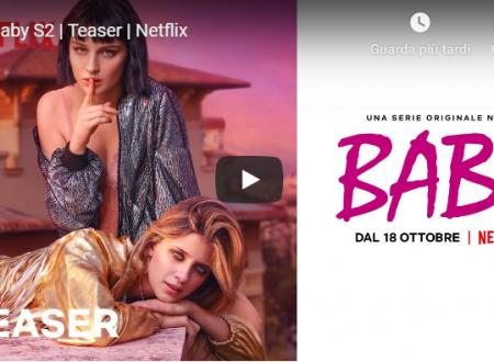 Baby – In arrivo la seconda stagione