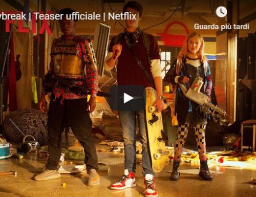 Daybreak – Teaser ufficiale della serie apocalittica in arrivo su Netflix