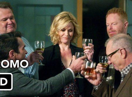Modern Family 11 – Ecco il promo dell'ultima stagione della serie