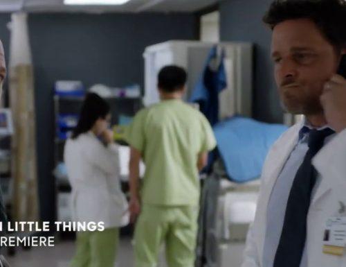 Grey's Anatomy – 16×02 – Back in the Saddle – Promo