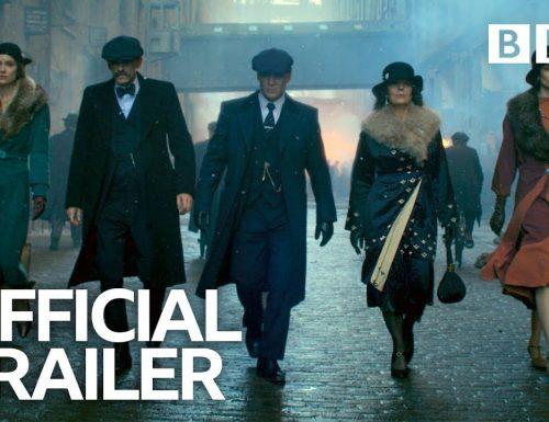 Peaky Blinders 5 – Trailer della quinta stagione