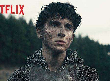 Il re – Timothée Chalamet, Robert Pattinson   Trailer finale   Film Netflix