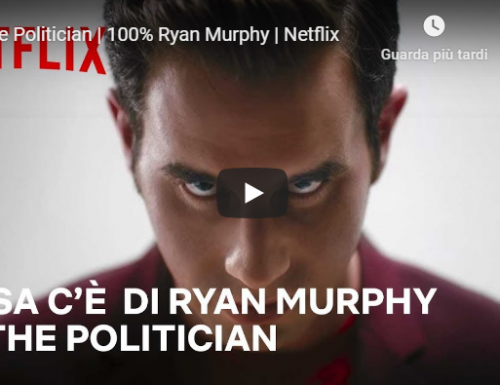 Cosa c'è di Ryan Murphy in The Politician?