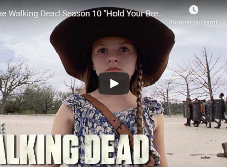 "The Walking Dead 10 – Promo ""Hold your breath"""