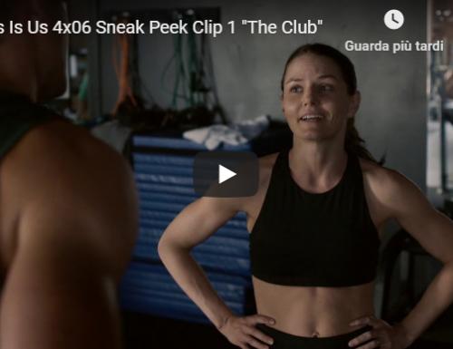 This is Us – Sneak peek 4×06 – The Club