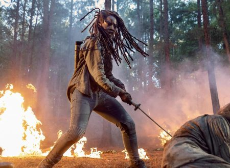 The Walking Dead – Sottotitoli 10×01 – Line we cross