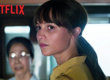 Dove la terra trema   Trailer ufficiale del film Netflix