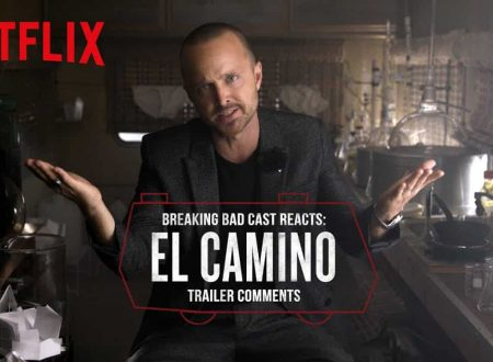 Il Cast di Breaking Bad legge i commenti al Trailer di El Camino: Il film di Breaking Bad | Netflix