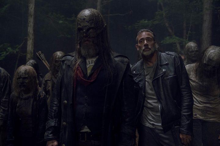 Negan e Beta -The Walking Dead