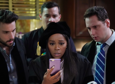 How To Get Away With Murder 6 x09 –  Are You the Mole? – analisi + recensione