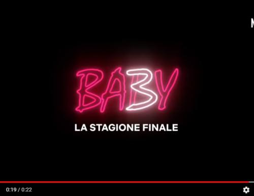 Baby – La terza stagione sarà l'ultima