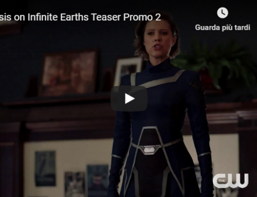 Crisis on Infinite Earths – Teaser Promo #2
