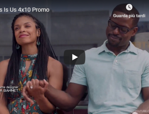 This is US – Promo dell'episodio 4×10
