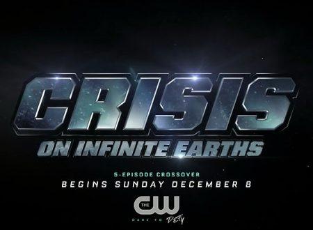 Crisis on Infinite Earths – Teaser Promo
