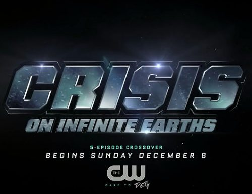 Crisis on Infinite Earths – Teaser Promo