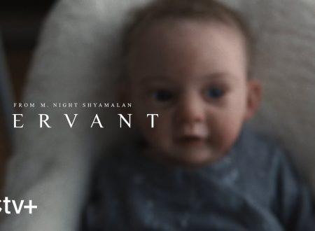 Servant – Trailer della serie Apple TV di M. Night Shyamalan