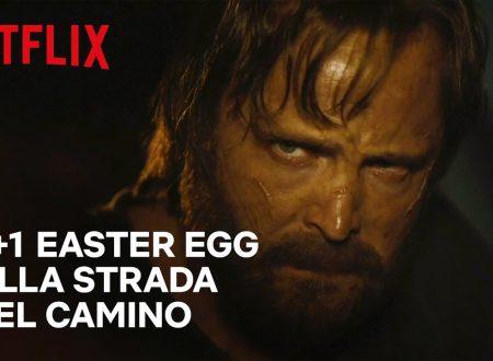 15+1 Easter Egg sulla strada di El Camino