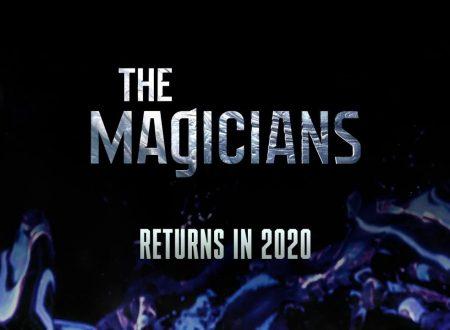 The Magicians 5 – Promo e sneak peek della quinta stagione