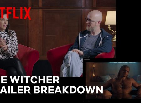 The Witcher | Trailer Breakdown con Lauren S. Hissrich e Tomek Bagiński