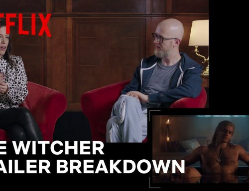 The Witcher | Trailer Breakdown con Lauren S. Hissrich e Tomek Bagiński