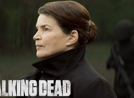 The Walking Dead: World Beyond – Teaser promo con Julia Ormond