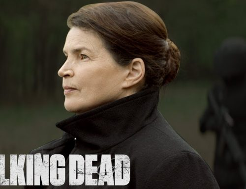 The Walking Dead: World Beyond – Teaser promo con Julia Ormond