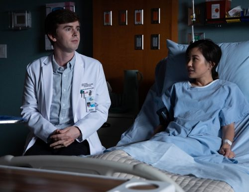 The Good Doctor – 3×09 – Incomplete – Promo
