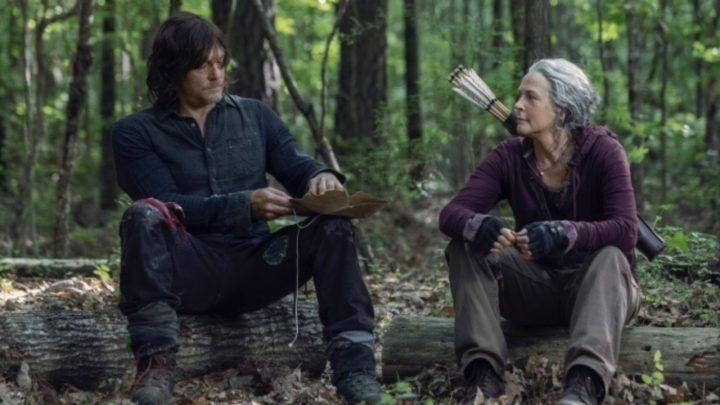 Carol e Daryl - The Walking Dead