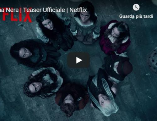 Luna Nera | Teaser Ufficiale della nuova serie italiana targata Netflix