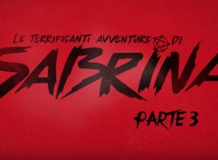 Le terrificanti avventure di Sabrina | Annuncio esordio Parte 3 | Netflix