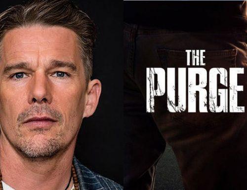 The Purge 2 – Ethan Hawke riprende il ruolo del film