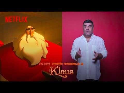 Domande scomode sul Natale: Risponde Klaus