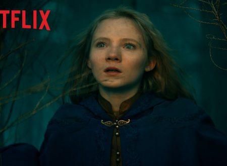 The Witcher | Presentazione dei personaggi: principessa Cirilla | Netflix