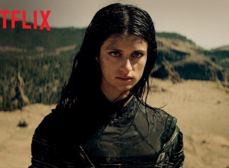 The Witcher | Presentazione dei personaggi: Yennefer di Vengerberg | Netflix