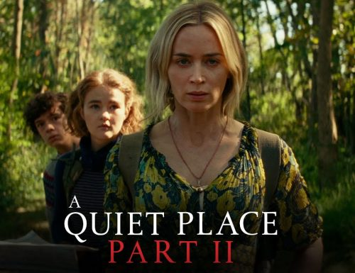 A Quiet Place 2 – Teaser trailer