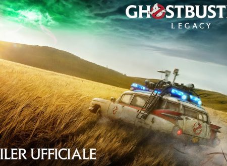 Ghostbusters: Legacy | Trailer ufficiale